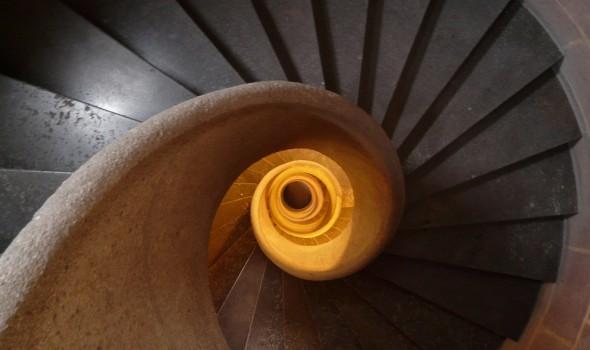 Escalier : optimisez l'espace !